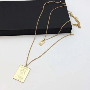 Windsor Medallion  Necklace